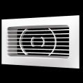 Решетка вентиляционная 150х90 с фланцем 120х60