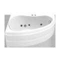 Ванна акриловая BAS Алегра 1500 x 900 левая