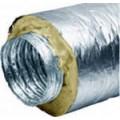 Воздуховод теплоизолированный ISODF 254мм х 10м