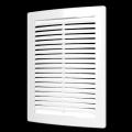 Решетка вентиляционная цилиндрическая с сеткой 150 x 150
