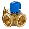 Клапан смесительный трехходовой 1
