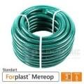 Шланг ПВХ поливочный Forplast Метеор 1/2 25м (6бар, -5 до +50) зеленый