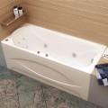 Ванна акриловая Тритон Эмма с экраном 1500х700