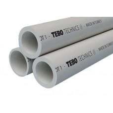Труба 20 SDR11 Tebo цв.серый
