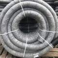 Труба дренажная ПНД d110 с перфорацией в фильтре