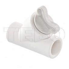 Фильтр вн/вн 25 Tebo цв.белый