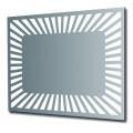 Зеркало 0717 (700*500) с внутренней подсветкой
