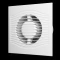 Вентилятор осевой вытяжной ERA SLIM 4C D100,с обратным клапаном
