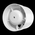 Вентилятор осевой вытяжной канальный VP4 D100