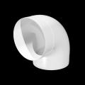 Колено для круглых воздуховодов 90гр. D 100