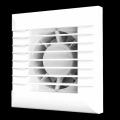 Вентилятор осевой вытяжной ERA EURO 4 A D100,автоматические жалюзи