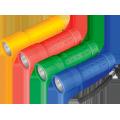 Фонарь светодиодный NPT-CP17-3AAA 1вт COB LED пластик