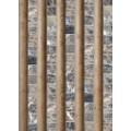 Панель UNIQUEфигурный Рейкьявик темный (0,25м*2,7м*8мм)